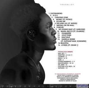 Patoranking - G.O.E (Prod. By WizzyPro)